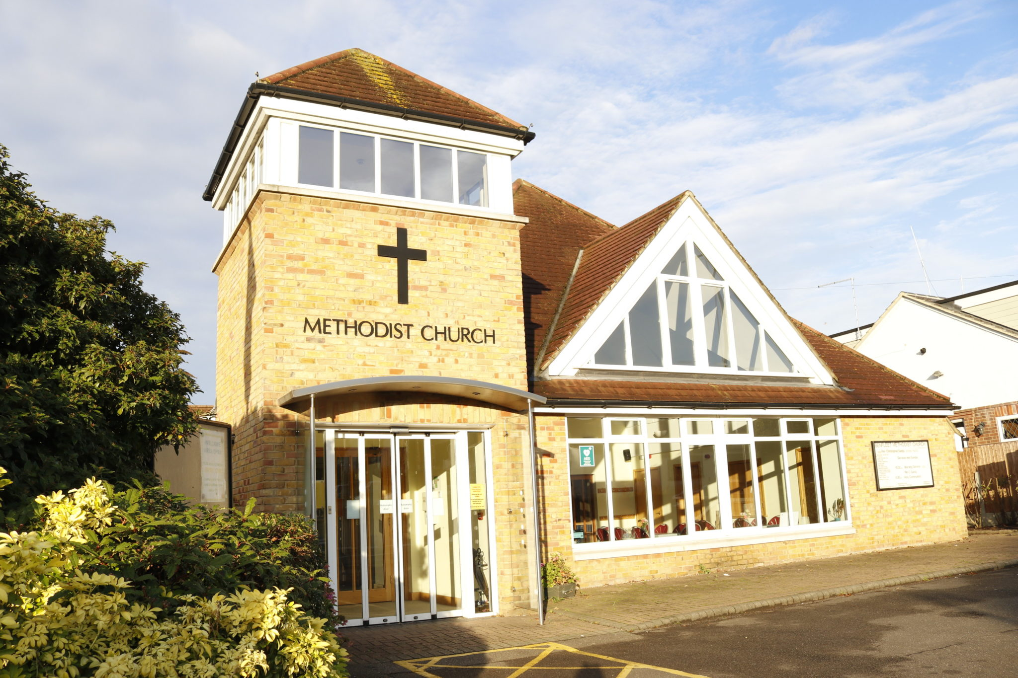 Benfleet Methodist Church - Today